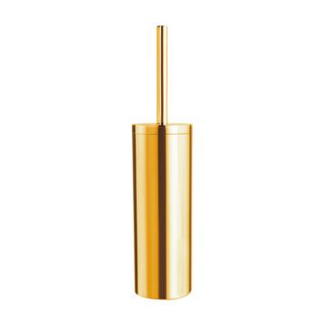 Allibert toiletborstelhouder Coperblink staand goud