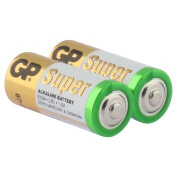 GP super alkaline N LR01 1,5 V 885 mAh 2 stuks