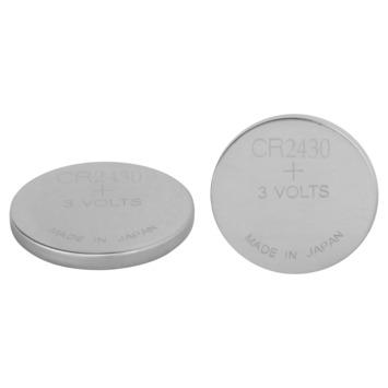 GP lithium knoopcelbatterij CR2430 3 V 2 stuks