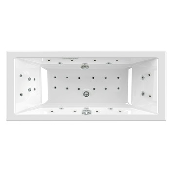 baignoire baln o kando luxzen2 allibert 170x75 cm baignoires. Black Bedroom Furniture Sets. Home Design Ideas