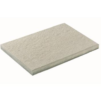 Dalle de terrasse béton Stuco gris clair 60x40 cm - par dalle / 0,24 m2