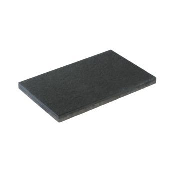 Dalle de terrasse béton Stuco Basalte noir 60x40 cm - 36 dalles / 8,64 m2
