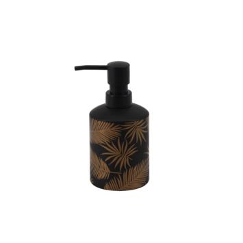 Allibert zeepdispenser Oural staand Zwart