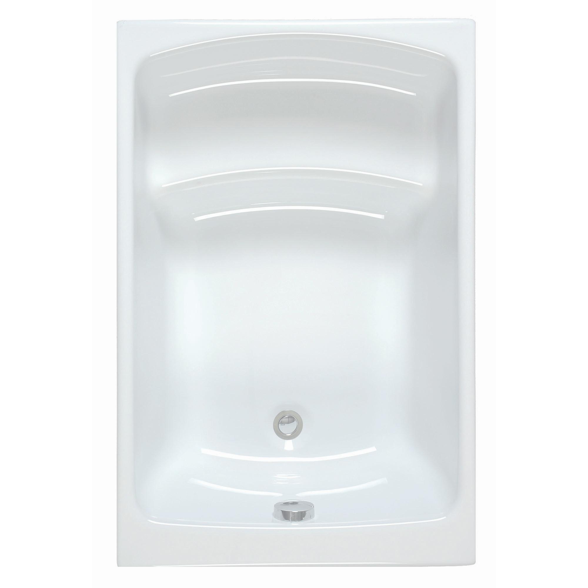 allibert baignoire sabot flavis ca 105x70 toplax blanc. Black Bedroom Furniture Sets. Home Design Ideas