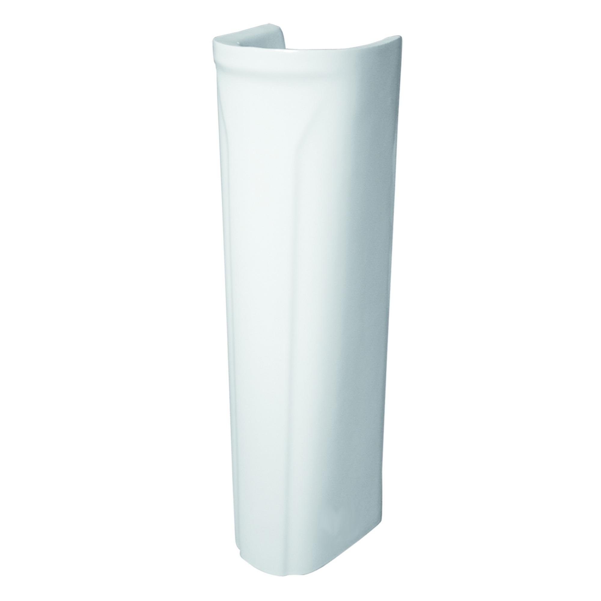 isifix colonne pour lavabo ariane blanc lavabos lavabos lave mains sanitaire chauffage. Black Bedroom Furniture Sets. Home Design Ideas