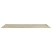 Plateau de table chêne non traité 220x90 cm
