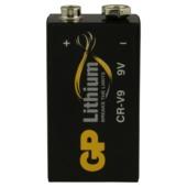 Pile GP lithium 9V 10 ans cr-v9