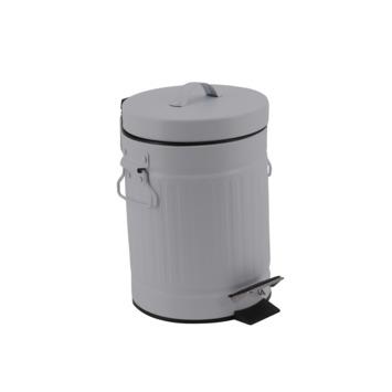 Allibert pedaalemmer Atelier Wit 5 liter