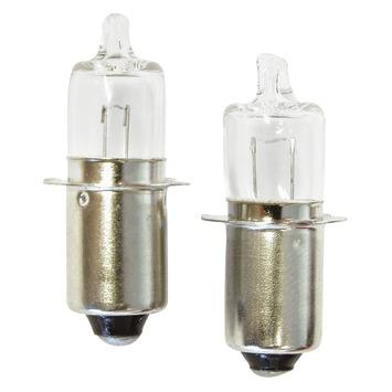 Ampoule halogène de réserve 6 V 2 pièces