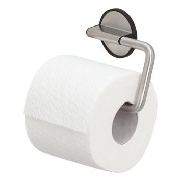 Porte-papier WC Tune Tiger inox noir