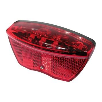 Feu arrière LED sonde de mouvement et de lumière et catadioptre E17