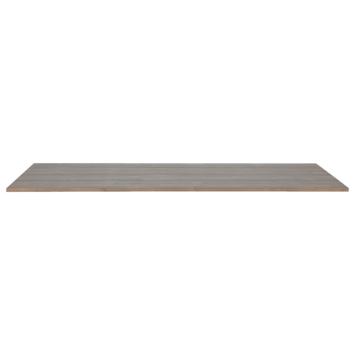 Plateau de table pin fumé 180x90 cm