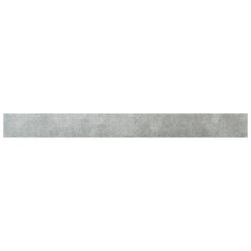 Plint Risvolto Grey 7,2x60cm