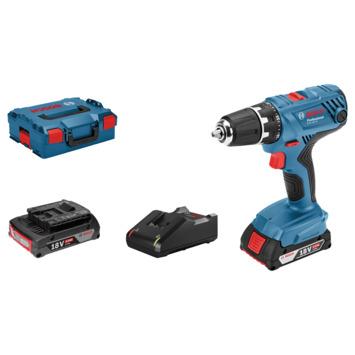 Perceuse-visseuse sur accu Bosch Professional  GSR18-21 2 accus et chargeur