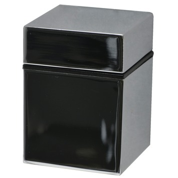 Duraline Clip Cube plankdrager chroom