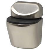 Console Duraline Clip nickel brossé