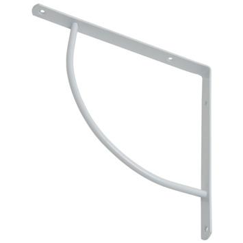 Console Duraline Swing alpine blanc 24x24 cm