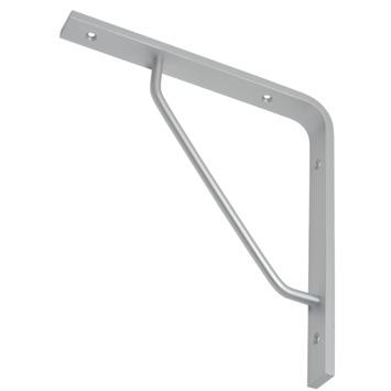 Console Duraline Triangel aluminium 23,5x22 cm