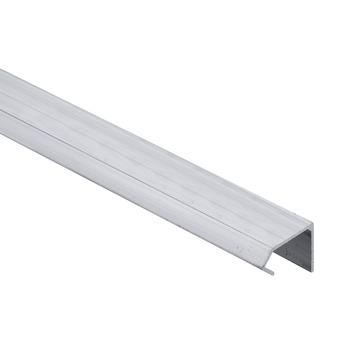 Essentials schuifdeurrail S20 150 cm aluminium
