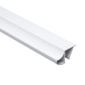 Essentials greepprofiel voor schuifdeur 260 cm wit