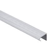 Rail pour porte coulissante Essentials S20 300 cm aluminium