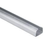 Rail pour porte coulissante Essentials S40 300 cm aluminium