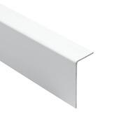 Essentials koof voor schuifdeurrail 260 cm wit