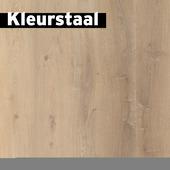 Kleurstaal Clickvinyl Sarenza Licht Eiken 4V-groef 5 mm