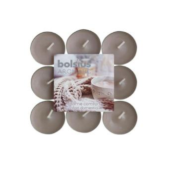 Bolsius theelichtjes Home Comfort 18 stuks