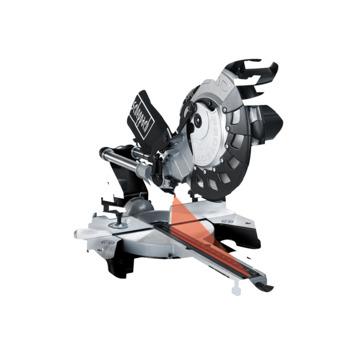 Scie à onglet radiale Scheppach HM100LXU