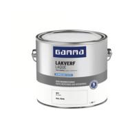 GAMMA buitenlak zijdeglans 2,5 L wit RAL 9016