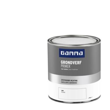 Primer laque extérieure GAMMA 750 ml blanc