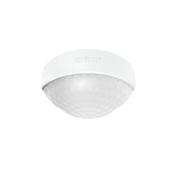 Détecteur plafonnier infrarouge Steinel IS 360-3 blanc