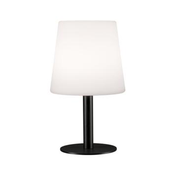 Lampe de table extérieure Placido Paulmann dimmable blanc