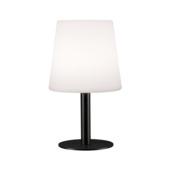 Paulmann tafellamp Placido dimbaar wit 1W