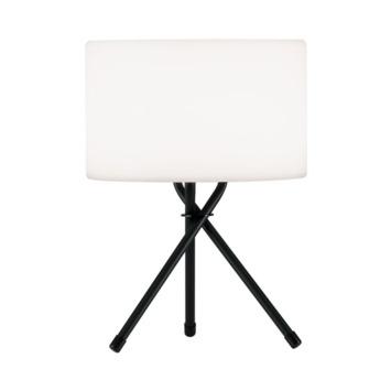 Lampe de table extérieure Tripod Paulmann 19W dimmable blanc