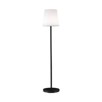 Lampadaire extérieur Placido Paulmann 19W dimmable blanc