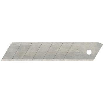 Lame de cutter 0-11-325 Stanley 25 mm 10 pièces