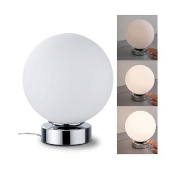 Lampe de table Aari Paulmann avec commutateur tactile