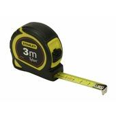 Mètre ruban tylon 0-30-687 Stanley 3 m