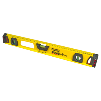 Niveau d'eau i-beam 1-43-555 Stanley Fatmax 1200 mm