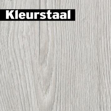Kleurstaal Bruynzeel Waterbestendig Laminaat Waanzinnig Wit