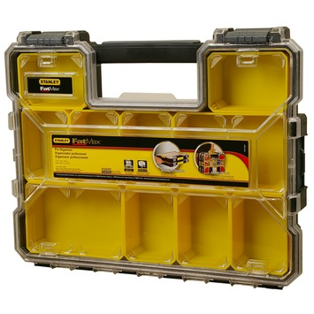 Boîte de rangement professionnelle Stanley Fatmax | boites-a-outils-rangement | GAMMA.be