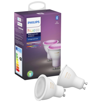 Philips Hue White Color Ambiance LED lamp GU10 5,7 W