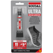 Soudal Fix All montage- en afdichtingskit tube ultra transparant 20 ml