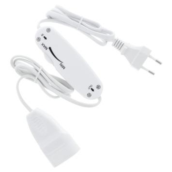 Q-link LED snoerdimmer 4-14W wit - lengte 1,6m