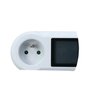 Profile energieverbruiksmeter voor stopcontact