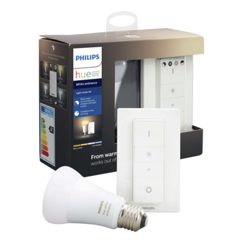 Kit E27 8.5W Philips Hue Ambiance