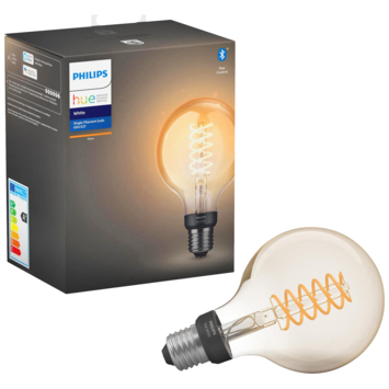 Ampoule LED globe Philips Hue E27 G93 7W dimmable
