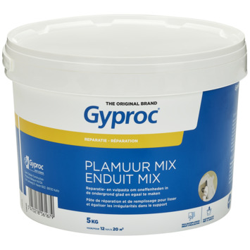 Gyproc plamuur Mix 5 kg